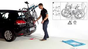 porta mtb per auto installing btwin car rack 300