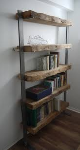 Wooden Shelves Pics by Reclaimed Wood Shelf Unit By Ticicno Design Www Ticinodesign Com