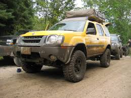 lifted 2003 nissan frontier nissan xterra history of model photo gallery and list of