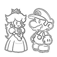 mario coloring pages art galleries super mario coloring books