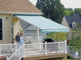Aristocrat Awnings Reviews Retractable Awnings Slim The Window People