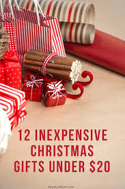 gift for family 12 inexpensive christmas gifts under 20