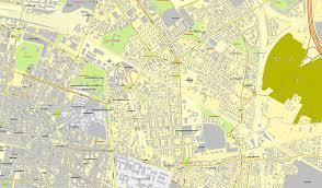 map of bologna bologna italy printable vector map city plan