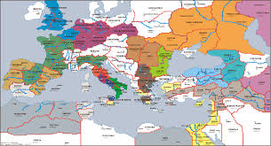 Punic Wars Map Your Weirdest Rtw Maps Alternate History Discussion
