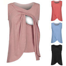 nursing tops pink maternity nursing tops ebay