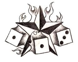 tattoo designs and dice tattoo meaning