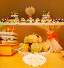 a thanksgiving dessert table by atlas and more green