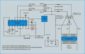 super circuit diagram simple 500 watt inverter circuit diagram