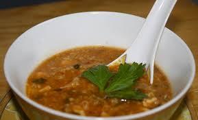 cuisine tunisienne poisson soupe de poisson