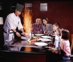 japanese restaurant cook at table osaka japanese restaurant las vegas summerlin