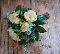Wedding Flowers M Amp S Best 25 Teal Bouquet Ideas On Pinterest Teal Wedding Flowers