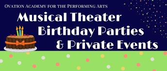 Ovation academy of performing arts oak park illinois