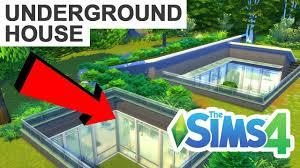 Home Designs Sims 4 Amazing House Underground Home Design Djs Kaoaz