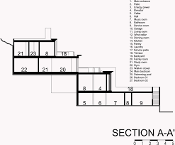 gallery of round mountain house demx architecture 21 plans rear mountain house plan interior design ideas plans rear house mountain plans house plan full