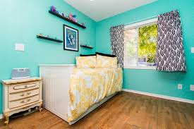 Ikea Ribba Picture Ledges Eclectic Kids Bedroom With Hardwood Floors In Long Beach Ca