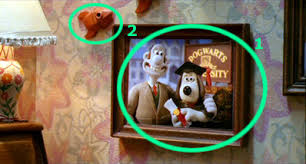 Wallace And Gromit Hutch The Hound The Hidden Detail In