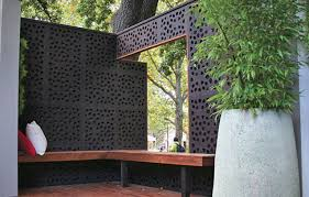 decorative garden screening ideas outdeco screens sydney