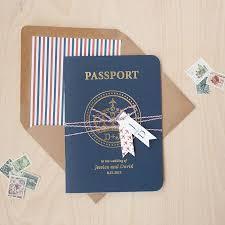 Design Invitations The 25 Best Passport Invitations Ideas On Pinterest Passport