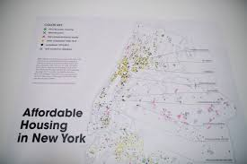 Harlem New York Map by The Saga Of Affordable Housing From The Historical To The Personal