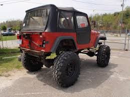 commander jeep lifted 1984 cj7 jeep lifted rockcrawler for sale jeep registry