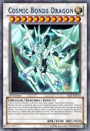Stardust Dragon Deck List by Cosmic Bonds Dragon By Lightkeyblademaster Yugioh Cards Pinterest