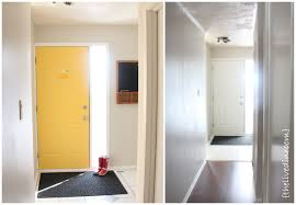 yellow front door u2013 thelivedinroom