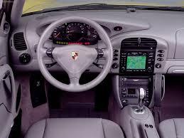 Porsche 911 Interior - porsche 911 carrera 2002 picture 6 of 12