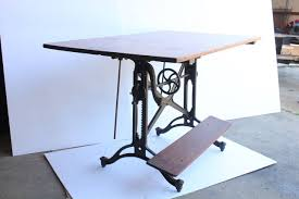 Engineering Drafting Table by Antique