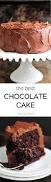 25 chocolate cake ideas