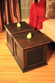 storage cube coffee table storage cube coffee table reclaimed wood rustic contemporary java