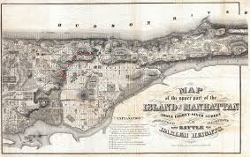 Map Of Hamptons New York by Tracing 350 Years Of Harlem U0027s Ever Shifting Boundaries Curbed Ny