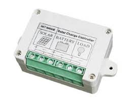 12 volt dc and 24 volt dc solar controllers and light controllers