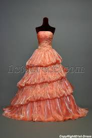 coral pink quinceanera dresses 15 coral colored quinceanera dresses img 7017 1st dress