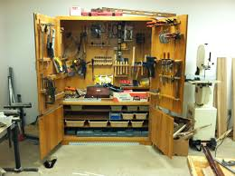 Wood Tool Storage Cabinets Woodworkers Tool Cabinet From Assedis On Etsy Studio