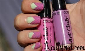 nail nerd nail art for nerds pink