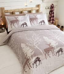 100 brushed cotton flannelette duvet quilt cover flannel bedding