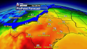 Cold Front Map Warm And Breezy Tuesday Next Cold Front Wednesday