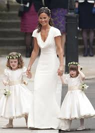 pippa middleton u0027s second wedding dress was by this surprising brand