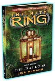 book 3 the trap door by mcmann infinity ring
