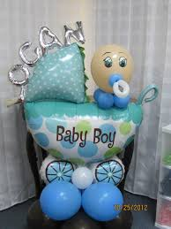 baby shower balloons baby shower balloon decor nwiballoons