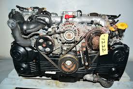 subaru impreza turbo engine 02 05 subaru impreza wrx ej205 avcs turbo engine jdm engine pro