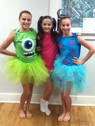 Group Halloween Costume Ideas For Teenage Girls 25 Best Monster Inc Costumes Ideas On Pinterest Monsters Inc
