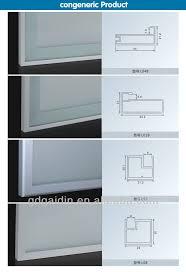 aluminum glass kitchen cabinet doors kitchen cabinet aluminum frame for glass door from china fob price with glass panel aluminium frame buy cabinet aluminum frame for glass door from