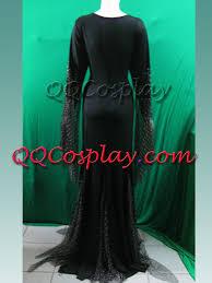 Morticia Addams Dress Addams Family Morticia Addams Cosplay Costume Qqcosplay Com