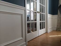Dining Room Wainscoting Ideas Beautiful Wainscoting In Dining Room Contemporary House Design