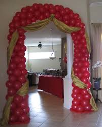 party people event decorating company 40th birthday