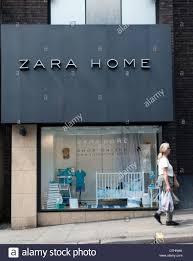 zara home shop stock photos u0026 zara home shop stock images alamy