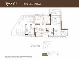 penthouse 3 bed d u0027almira
