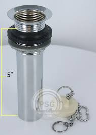 sink drain without overflow pop up lift turn pull out stopper bathroom sink drains
