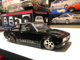 mazda sports car models mazda r100 rotary coupe 1 24 scale rare model cars from japan